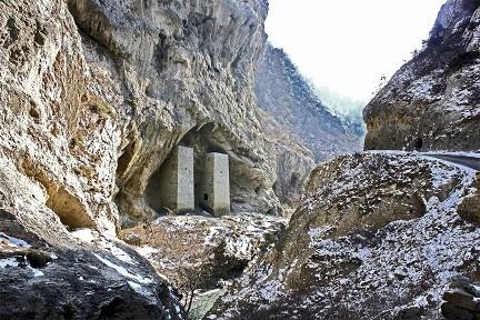 В горы Чечни устремились иностранные туристы с фотоаппаратами