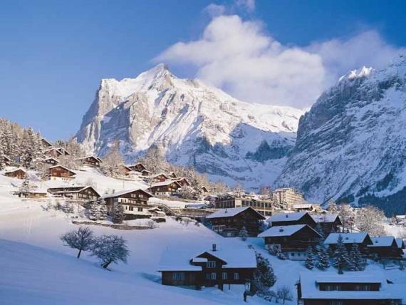 Гриндельвальд (Grindelwald)